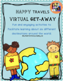 Happy Travels Virtual Get Away Packet!