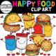 Happy Treats Clip Art Bundle  {Food Clip Art}