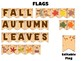 Happy Up Class Decor and Banner Kit : Fall Leaves, Autumn, Decor Bundle