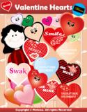 Valentine Clip Art Heart