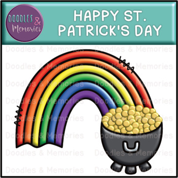 Happy St. Patrick's Day Clipart