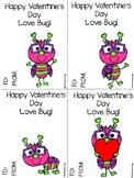 Happy Valentine's Day Love Bug