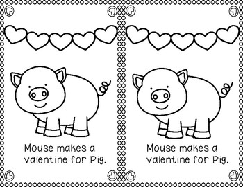 Happy Valentine's Day, Mouse! (A Story Companion)