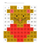 Happy Valentine's Day, Mouse Coloring Math Sheet