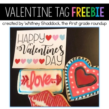 Valentines Day Cards FREEBIE