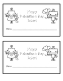 Happy Valentine's Day, Robot!