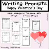 Happy Valentine's Day Writing Prompts