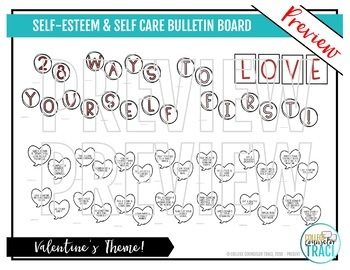 Happy Valentines Day Bulletin Board