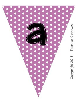 Happy Valentine's Day Bunting {Freebie}