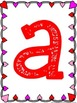 Valentine's Day Free Class Photo Letters / Display Header