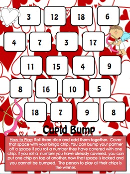 Happy Valentine's Day: Math and Literacy Centers