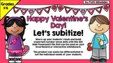 Happy Valentine's Day: Subitizing for your Smartboard/Interactive Whiteboard