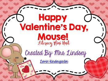 Happy Valentine's Mouse - Mini Unit