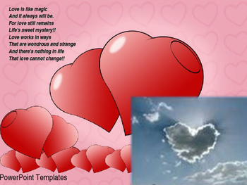 Happy Valentines's Day PowerPoint Presentation (PPT) With Background Music