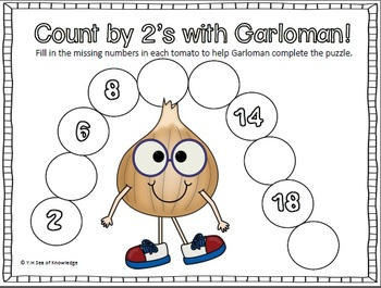 Healthy Eating {Math and Literacy Centers & Activities K-G1}