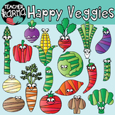 Vegetable Clipart, Food Graphics