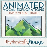 Animated Vocal Explorations
