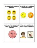 Happy and Sad Social Stories