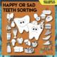 Happy and Sad Teeth (Dental Health)