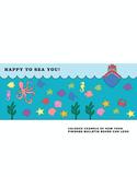 Happy to Sea You Classroom Bulletin Board DIY Kit