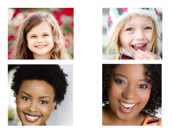Happy vs Upset Emotion Photos