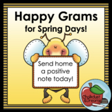 HappyGrams for Busy Bees!