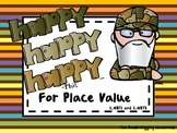 Happy,Happy, Happy For Place Value!