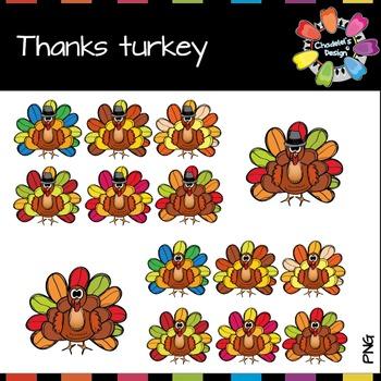 Thanks Turkey Clips
