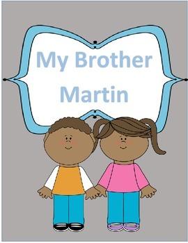 Harcort Journeys 4th Grade Lesson 2 My Brother Martin Voca