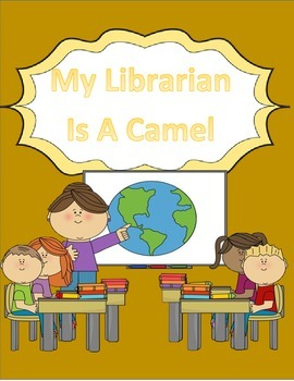 Harcort Journeys 4th Grade Lesson 3 My Librarian is a Camel Vocab Packet