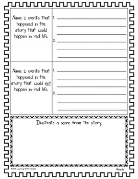 Harcourt SECOND GRADE Banner Days Supplement ~ Mini Book Reports ~ Theme 3