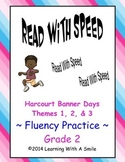 Harcourt Banner Days SECOND GRADE Fluency READ WITH SPEED
