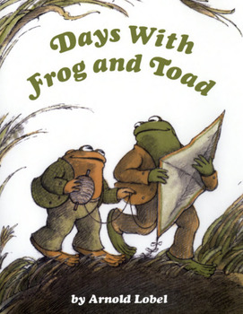Harcourt-Days with Frog and Toad Clicker Quiz