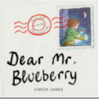 Harcourt-Dear Mr. Blueberry Clicker Quiz