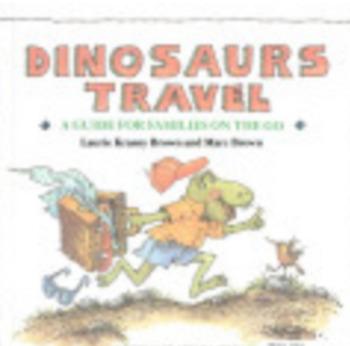 Harcourt-Dinosaurs Travel Clicker Quiz