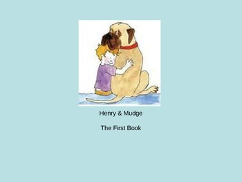 Harcourt Journeys 2nd Grade Henry & Mudge:The First Book