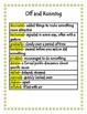 Harcourt Journeys Grade 5 Vocabulary Definitions