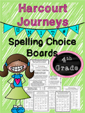 Harcourt Journeys Spelling 4th Grade