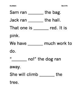 Harcourt Reading- Dan's Pet
