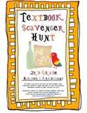 3rd Grade Harcourt Reflections Textbook Scavenger