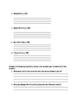 Harcourt Social Studies Grade 5 Chapter 5