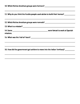 5th grade history alive chapter 10 study guide by stephanie ellegood.