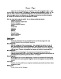Harcourt Social Studies: U. S. History Chapter 4 Paper and Outline