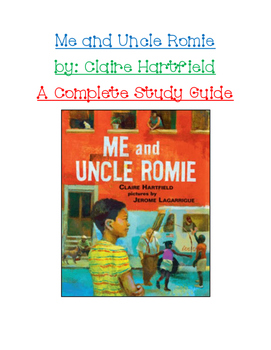 Harcourt Story Town 3rd Grade:  Me and Uncle Romie