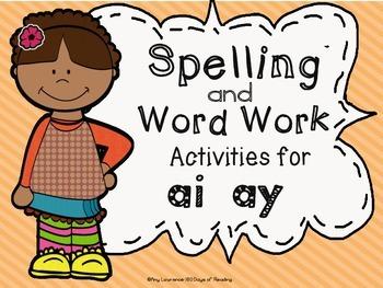 Vowel Team Worksheets