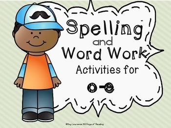 Silent e (o-e) Long Vowel Spelling, Word Work or Phonics Center Activities