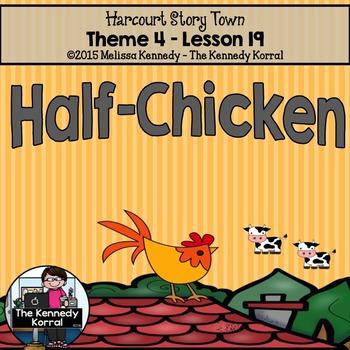 StoryTown Lesson 19 {Half-Chicken - 3rd Grade}