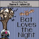 Bat Loves the Night {Lesson 22}