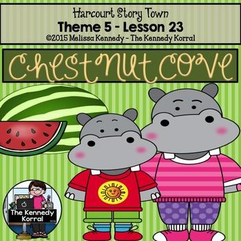 Chestnut Cove {Lesson 23}