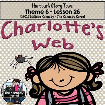 Charlotte's Web {Lesson 26}